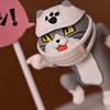 トイズキャビン 仕事猫ミニフィギュアコレクション1(マスクつき) レビュー