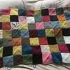 ドミノ編み