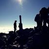 雲海とともに 薬師岳