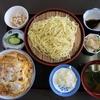 中華ざるは蕎麦つゆでさっぱり食べれる夏仕様 @大網白里 まつや食堂