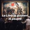 民衆を導く自由の女神| La Liberté guidant le peuple 【1分解説】