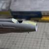 BAC ライトニング F Mk.6 製作記-3