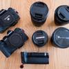 登山や旅行で使ってるカメラ機材の重量を確認してみた【最小システムから最大重量まで】