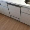 【後付け設備レポ①】パナソニックのビルトイン食洗機を後付けしてみた