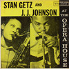 Stan Getz and J.J Johnson At The Opera House