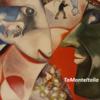 愛の画家マルク・シャガールへのオマージュ「私と村」