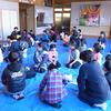 学童の皆さんたちのワークショップを開催しました。