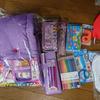 小学校の入学準備でいるものを買ってきました