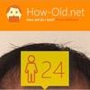 今日の顔年齢測定 289日目