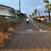 貧脚女子と久し振りのジョギングに行って来ました。