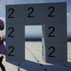 CubeWalk:世界の境界の向こう側は無