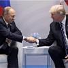 米ロ首脳が初会談 シリア・北朝鮮で「進展期待」