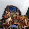 日本一周49日目。八戸三社大祭