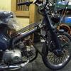 #バイク屋の日常 #ホンダ #スーパーカブ #エンジンガード #ワンオフ #どぉ?