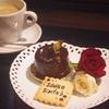 サプライズバースデイケーキ☆ 神戸三宮のデートは安東へ