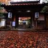 京都 紅葉100シリーズ   毘沙門堂塔頭の双林院(山科聖天)