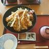 飛賀屋―福田屋鹿沼店3F―の天丼。