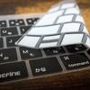 MacBook Proの手垢掃除に疲れたので高級キーボードカバーを買う|BEFiNE Macbook Pro キーボードカバー