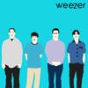 【 1日1枚CDジャケット105日目】Weezer (BLUE ALBUM) / Weezer