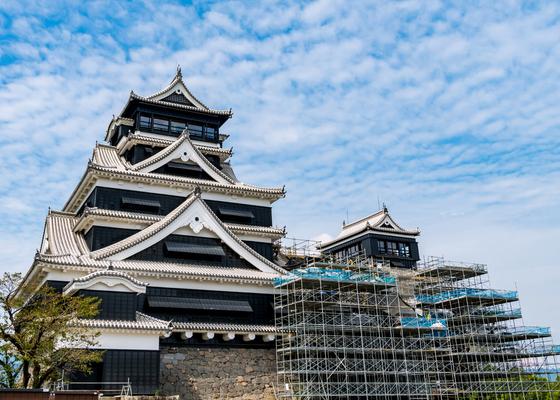 熊本城はなぜ地震で崩れた!? 天下一の石工集団「穴太衆」の実力