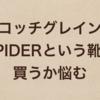 SCOTCH GRAIN-スコッチグレイン-の「SPIDER-スパイダー-」を買うか悩む【物欲屋!】