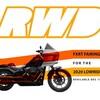 パーツ:Russ Wernimont Design「FXR Fairing」