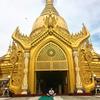 【世界一周⑩】ヤンゴンの観光地を巡る旅!!