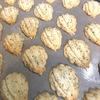 クッキー2種類