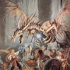 ドラゴサの棲居/Dragotha's Lair アドヴェンチャラーズ・ギルド 199910-12