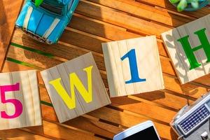 5W1Hとは? 5W2Hとの違いや例文も! ビジネスで使える思考法