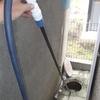 賃貸マンションの汚水管のつまり