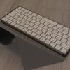 キーボードケースで「iPad mini+Magic Keyboard」の持ち歩きが捗る