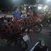 ベトナム③ カンカウのサタデーマーケット