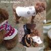 犬の服 アンゴラカーディガンでリメイク 節約生活 リサイクル