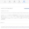 macOS 10.12.パブリックベータ4が公開された、Illustrator CS3は動きます。