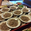 兵庫県出石そばの名店「近又」で皿そばを心ゆくまで食べる!【出石市・ランチ】