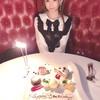 お誕生日お祝いディナーです〜♪