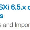 PowerEdge 14GとVMware (その3) vSphere ESXi インストール用ユーザーズガイド