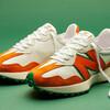 【国内4月18日発売】NEW BALANCE 327 CASABLANCA TENNIS CLUB ORANGE ニューバランス 327 カサブランカ テニス クラブ オレンジ