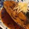 【濱町】魚とら:お久しぶりの煮魚はカレイの煮付け・・・煮汁をご飯にかけて!