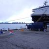 苫小牧西港の南埠頭へ大チカ釣りに行ってきた!自作のお魚外しも大活躍だった!