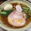 らーめん一郎でシャモロック出汁ラーメン(銀座)