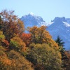飛騨の秋景色 『新穂高』