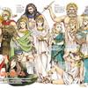 古代ギリシャ神話形成史①「スケリア島の王女ナウシカ」から「風の谷の族長の娘ナウシカ」へ。