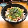 政美寿司駅前店で海鮮ちらしを食べてきました