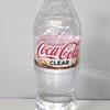 先行発売?無色のコカ・コーラ「コカ・コーラ クリア」を飲んでみた