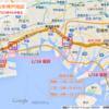 阪神本線の神戸地震からの復旧 - 6月26日