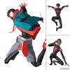【スパイダーバース】マフェックス『スパイダーマン(マイルス・モラレス)』Spider-Man: Into the Spider-Verse 可動フィギュア【メディコム・トイ】より2020年6月発売予定♪