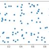 matplotlibで散布図