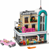 レゴ ストアにて2月1日から先行販売! レゴ(LEGO) クリエイターエキスパート「ダウンタウンダイナー(10260)」